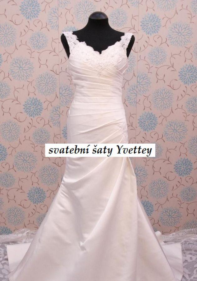 Svatebni Saty Yvettey 60 Plesove Saty Svatebni Saty Spolecensky